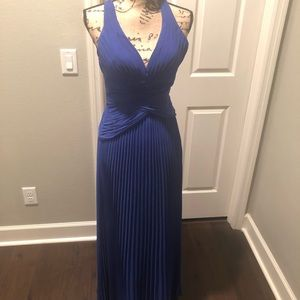 Blue Formal Long Gown